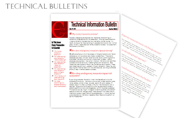 techbulletin